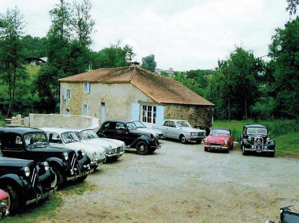 Portes ouvertes au Moulin de Pinquet - Saint Félix de Foncaude