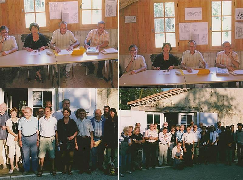 L'Association des amis du moulin de Pinquet
